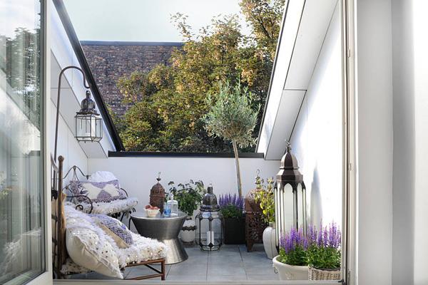 ikea växter balkong
